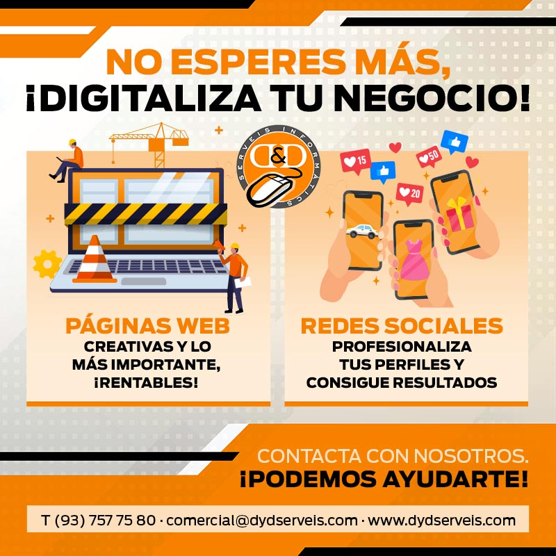 Ayudas para la Transformación digital del comercio y la restauración de Mataró
